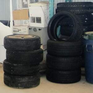 Did you know that Ontario recycles old tires into many new products? Let Load of Rubbish get them to a better home, where they can see new life again.