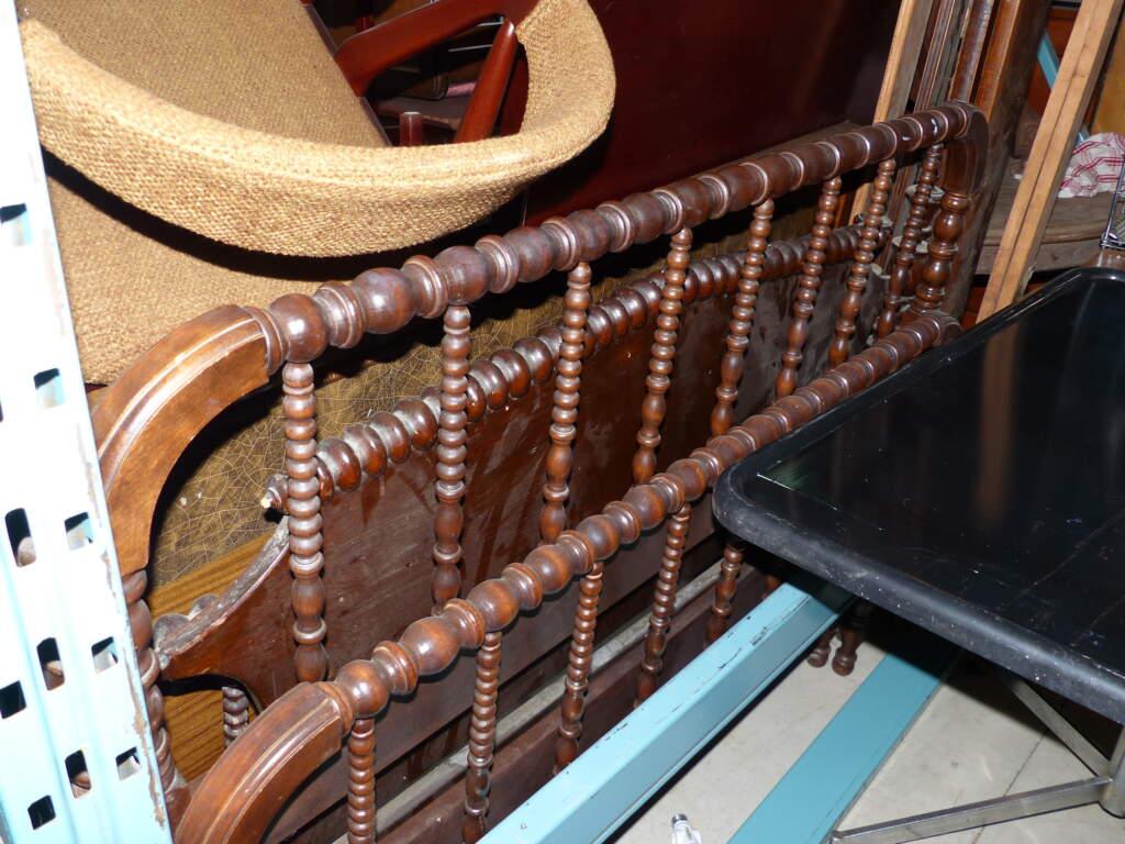 old bed frames